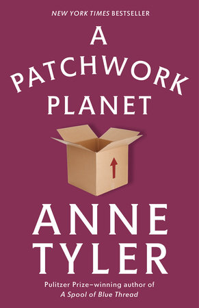 A Patchwork Planet book cover