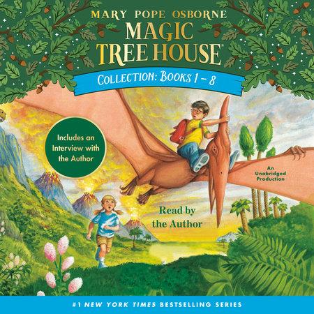 Magic Tree House Collection: Books 1-8 - Penguin Random