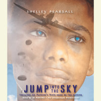 Cover of Jump into the Sky cover