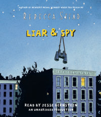 Cover of Liar & Spy cover