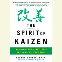 The Spirit of Kaizen Cover