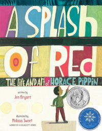 Cover of A Splash of Red: The Life and Art of Horace Pippin cover