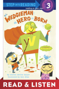 Cover of Wedgieman: A Hero Is Born cover