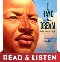 Cover of I Have a Dream cover