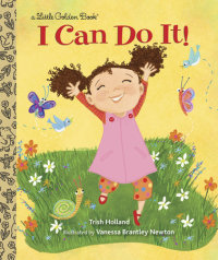 Book cover for I Can Do It!
