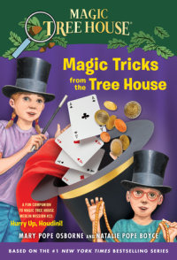 Book cover for Magic Tricks from the Tree House