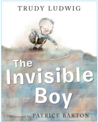 Cover of The Invisible Boy cover