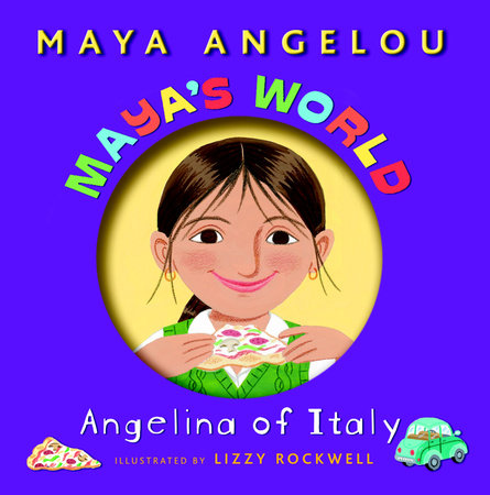 Maya's World: Angelina of Italy