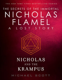Cover of Nicholas and the Krampus cover
