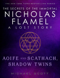 Book cover for Aoife and Scathach, Shadow Twins