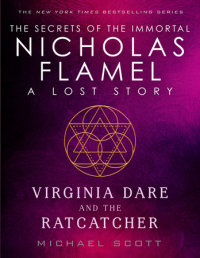 Book cover for Virginia Dare and the Ratcatcher