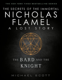 Book cover for The Bard and the Knight