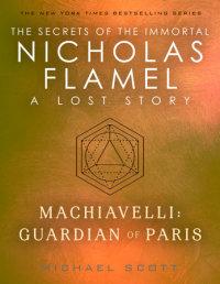 Book cover for Machiavelli: Guardian of Paris