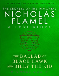 Book cover for The Ballad of Black Hawk and Billy the Kid