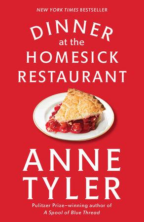 Dinner at the Homesick Restaurant book cover