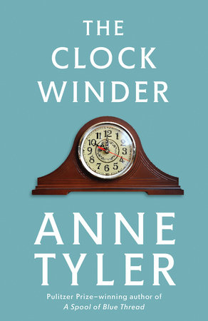 The Clock Winder book cover