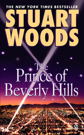 The Prince of Beverly Hills book cover