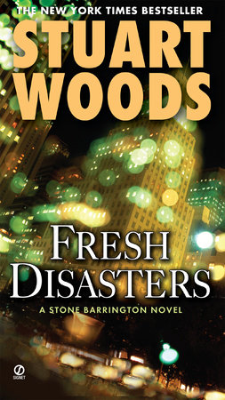 Fresh Disasters book cover