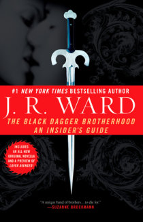 Excerpt from The Black Dagger Brotherhood | Penguin Random House Canada
