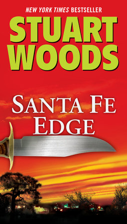 Santa Fe Edge book cover