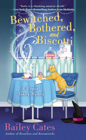 Bewitched, Bothered, and Biscotti