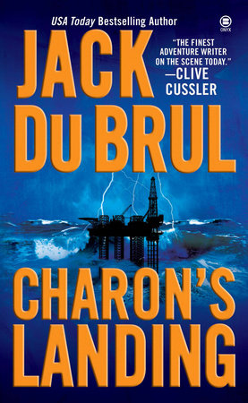 Charon's Landing book cover