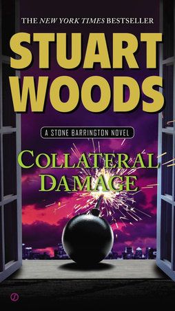 Collateral Damage book cover