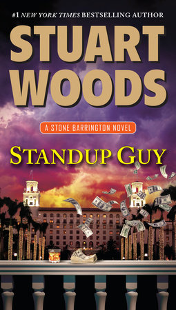Standup Guy book cover