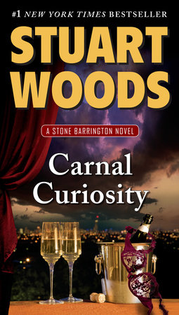 Carnal Curiosity book cover