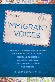 Excerpt from Immigrant Voices, Volume 2 | Penguin Random House Canada