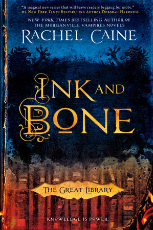 Cover image for Ink and Bone