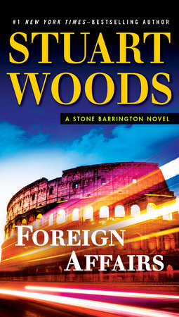 Foreign Affairs book cover