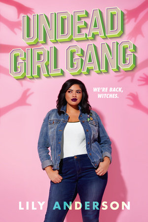 Cover image for Undead Girl Gang