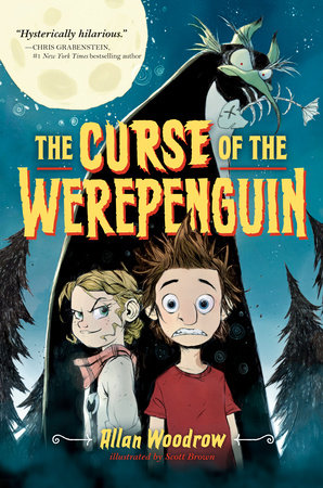 The Curse of the Werepenguin