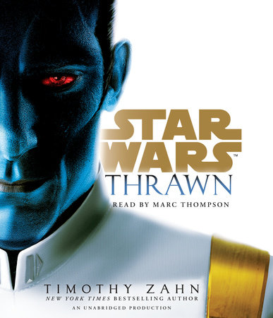 Cover image for Thrawn (Star Wars)