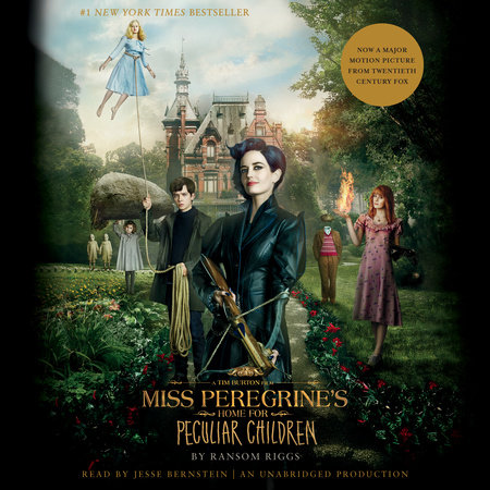 Image result for miss peregrine's home for peculiar children book cover