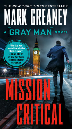 Cover image for Mission Critical
