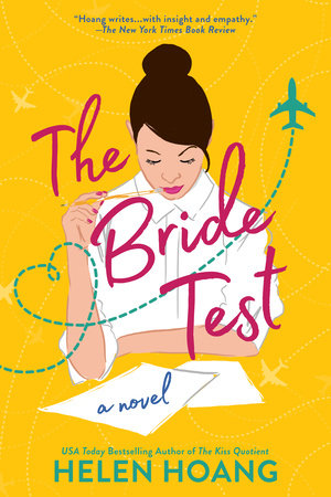 Cover image for The Bride Test