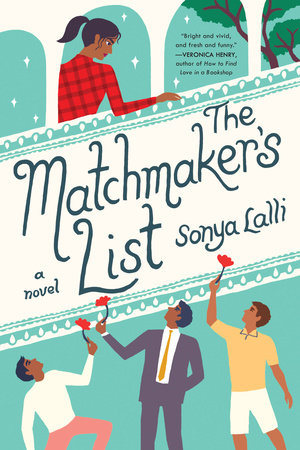 Image result for matchmakers list sonya lalli