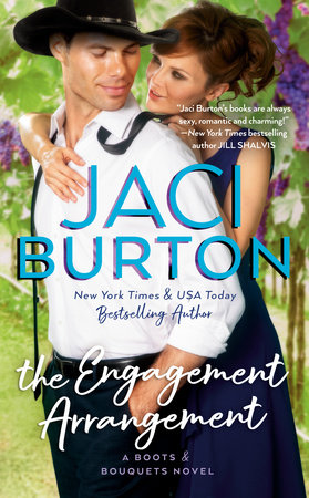Cover image for The Engagement Arrangement
