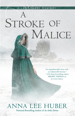 Cover image for A Stroke of Malice