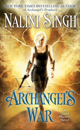Cover image for Archangel's War