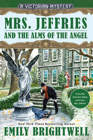 Cover image for Mrs. Jeffries and the Alms of the Angel