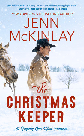 Cover image for The Christmas Keeper