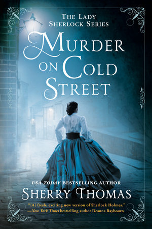 Cover image for Murder on Cold Street