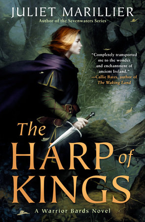 Cover image for The Harp of Kings