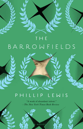 The Barrowfields book cover