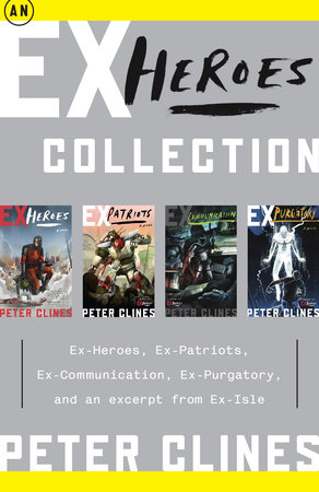 An Ex-Heroes Collection book cover