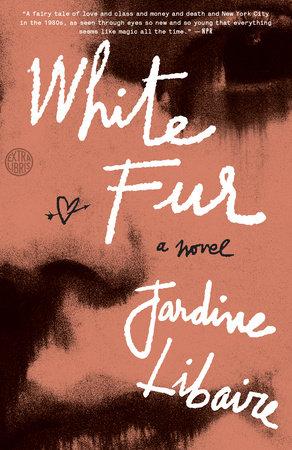 White Fur book cover