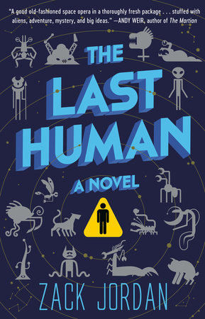 Cover image for The Last Human